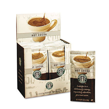 Starbucks Gourmet Hot Cocoa (24 Pack) - RokBuy - Food -