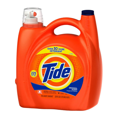 Tide Original Scent Liquid Detergent - 225 oz. - RokBuy - Office -