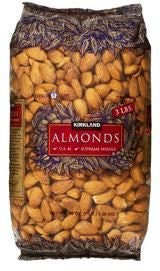 Kirkland Signature Almonds - 3 lb bag - RokBuy - Food -