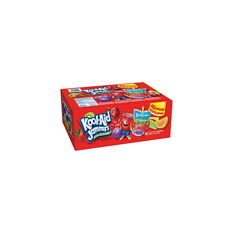 Kool-Aid Jammers Variety Pack - 80 pouches - RokBuy - Food -