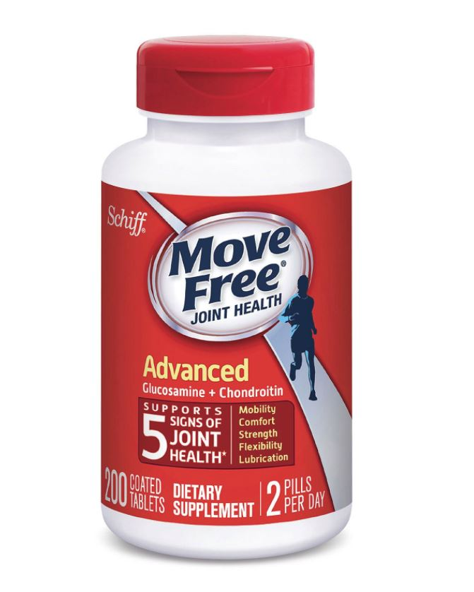 Schiff Move Free Advanced- 160 Coated Tablets