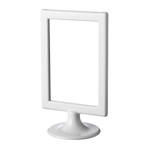 Ikea Tolsby Double Sided Picture Frame - Various Colors Available - RokBuy - Home - White - 1
