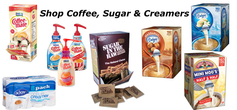 Shop for Coffee, Sugar & Creamer