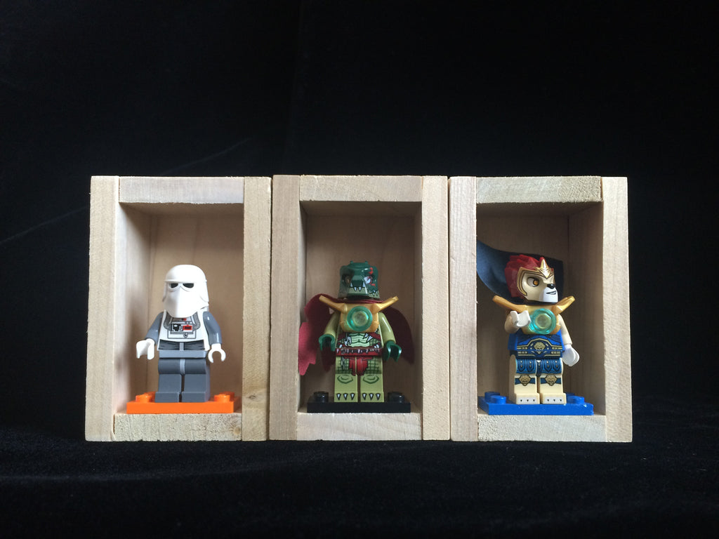 Creative way to store your Mini Figs!