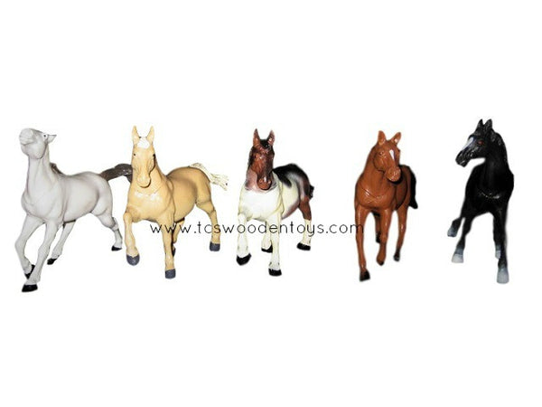 CL101 Toy Horses for Farm Play