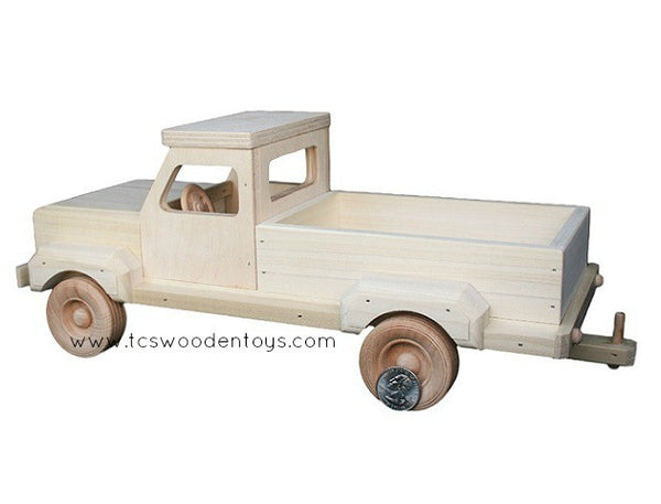 CL21A Pretend Play Toy Farm Trucks