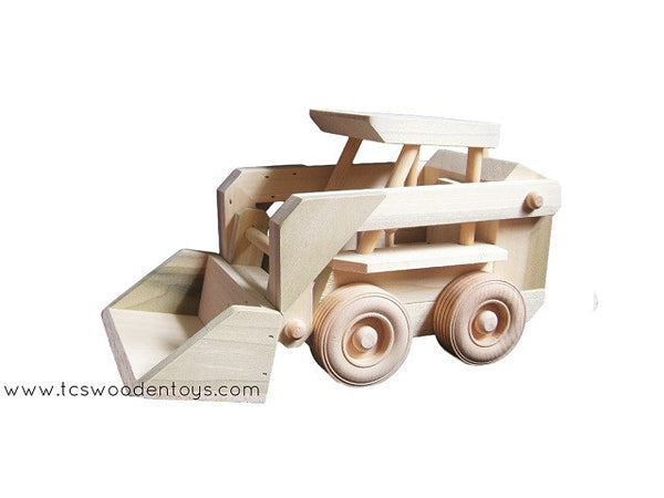 CL30 Handmade Construction Toy Tractor Skidloader