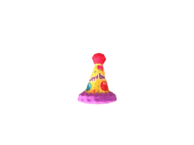 3D Birthday Hat Eraser - Eraser Fun School Reward