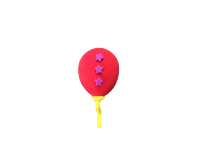 3D Balloon Eraser - Birthday Party Eraser Fun