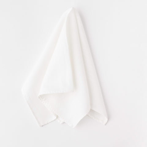 Light Ivory Pocket Square