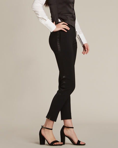 Women S Tuxedo Pants Little Black Tux Get free shipping on women's pants and trousers, as well as other apparel and gear for hiking, climbing, yoga and more, on orders over $49 at moosejaw. women s tuxedo pants little black tux