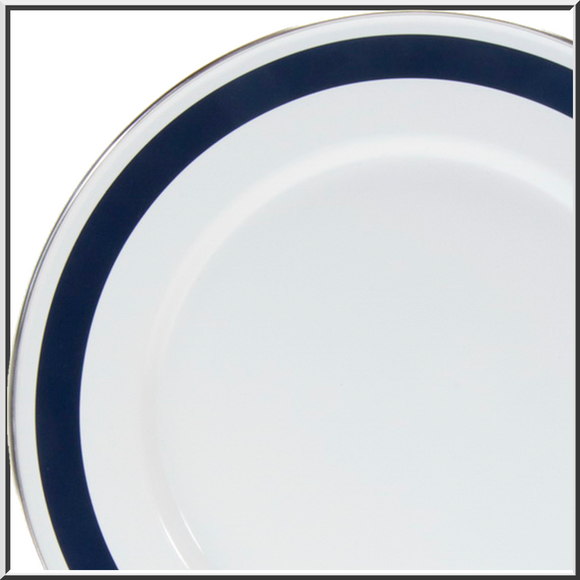 Bristro Blue Enamelware Collection