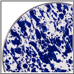 Cobalt Blue Swirl Collection