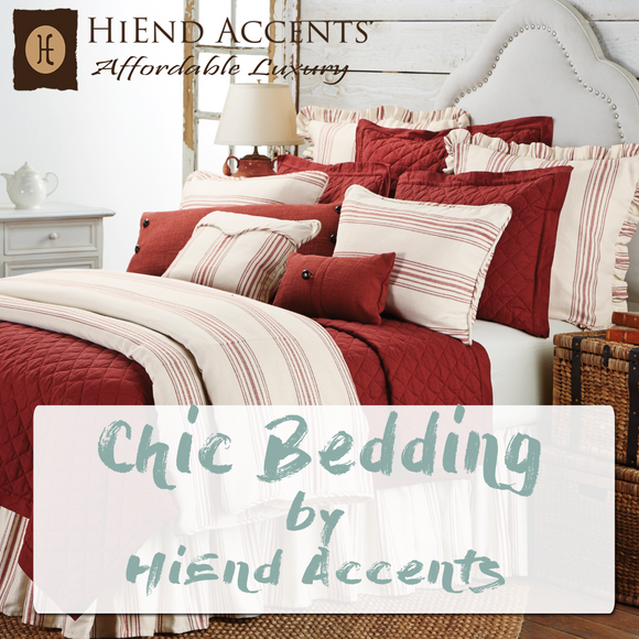 HIEnd Accents Bedding Sets Available