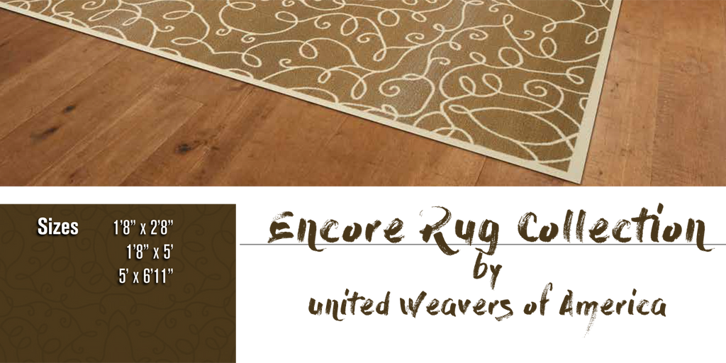 Encore Rug Collection at Shabby Chic Decor