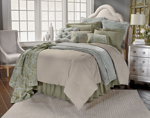 FB3801TH  Arlington Chenille Paisley Throw