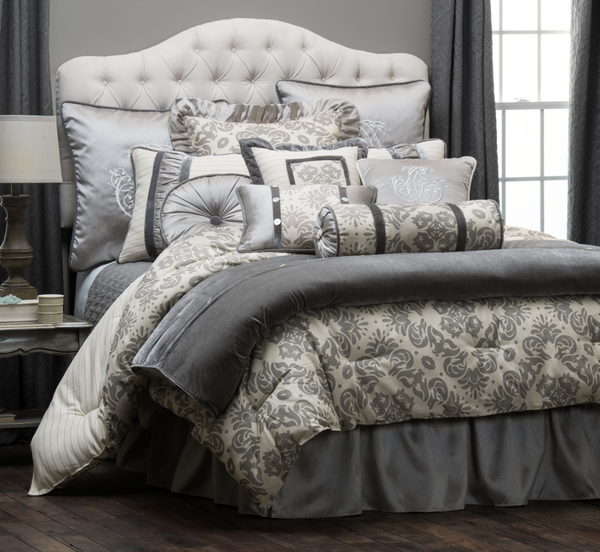FB3840E2 Kerrington Ruffled Euro Sham