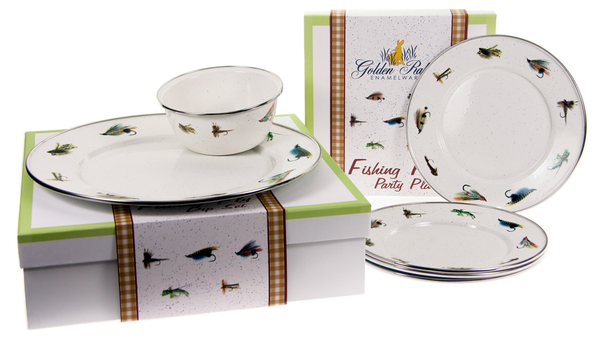 FF65 Fly Fishing Dip Set Gift Box