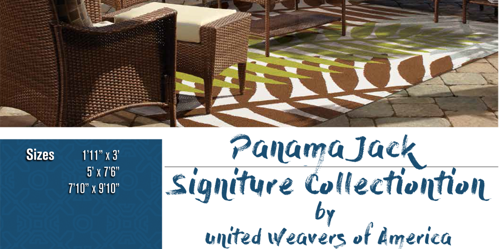 Panama Jack Signature Rug Collection at Shabby Chic Decor