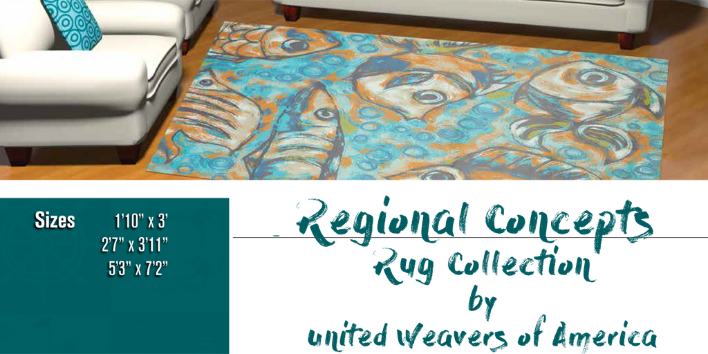 Regional Concepts Rug Collection at Shabby Chic Decor