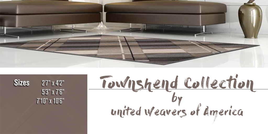 Townshend Rug Collection at Shabby Chic Decor