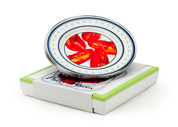 LS64 Lobster Party Plates Gift Set