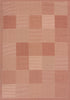 United Weavers - Solarium Rug Collection - Patio Block Terracotta  (101-40129)