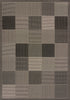 United Weavers - Solarium Rug Collection - Patio Block Grey (101-40172)