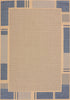United Weavers - Solarium Rug Collection -TERRACE BLUE (101-40460)