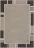 United Weavers - Solarium Rug Collection -TERRACE GREY (101-40472)
