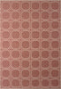 United Weavers - Solarium Rug Collection -MOSAIC TERRACOTTA (101-40829)