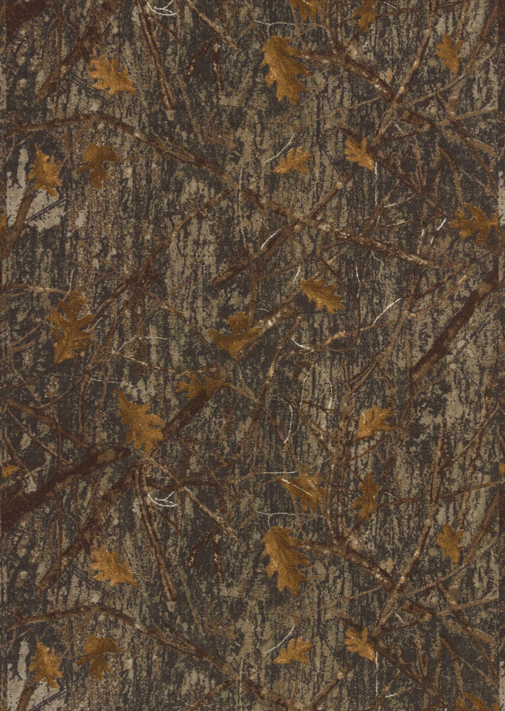United Weavers - True Timber Camo Rug Collection - CONCEAL BROWN (1400-00150)