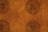 United Weavers - Encore Kitchen Rug Collection - WINE MEDALLION (1421-10475)