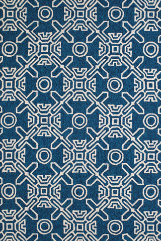 United Weavers - Panama Jack Signature Rug Collection - MAUI CYAN (1501-21165)