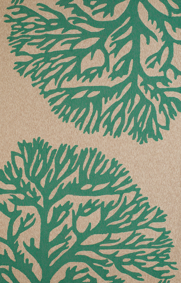 United Weavers - Panama Jack Signature Rug Collection -  CORAL GABLES SEAGREEN  (1501-21847)