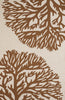 United Weavers - Panama Jack Signature Rug Collection -  CORAL GABLES CHOCOLATE  (1501-21851)