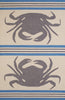 United Weavers - Panama Jack Signature Rug Collection -  CRAB SHACK GREY  (1501-21972)