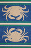 United Weavers - Panama Jack Signature Rug Collection -  CRAB SHACK TAUPE  (1501-21994)