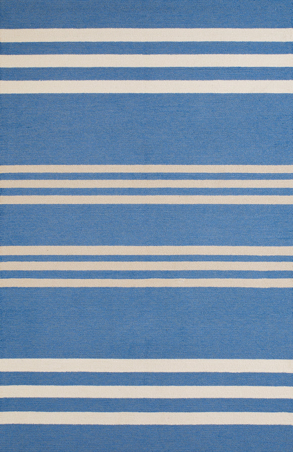 United Weavers - Panama Jack Signature Rug Collection -  PARALLEL BLUE  (1501-22060)