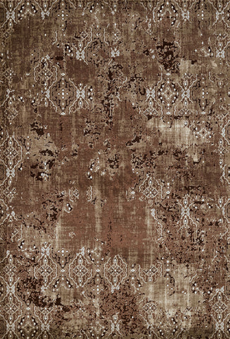 United Weavers - Weathered Treasure Rug Collection - RARITY BROWN (1800-40050)