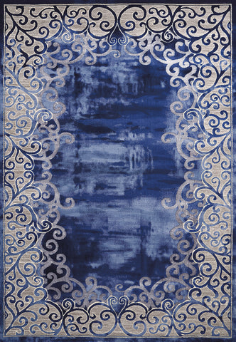 United Weavers - Mirage Rug Collection - LUMINOUS MIDNIGHT (1810-20068)