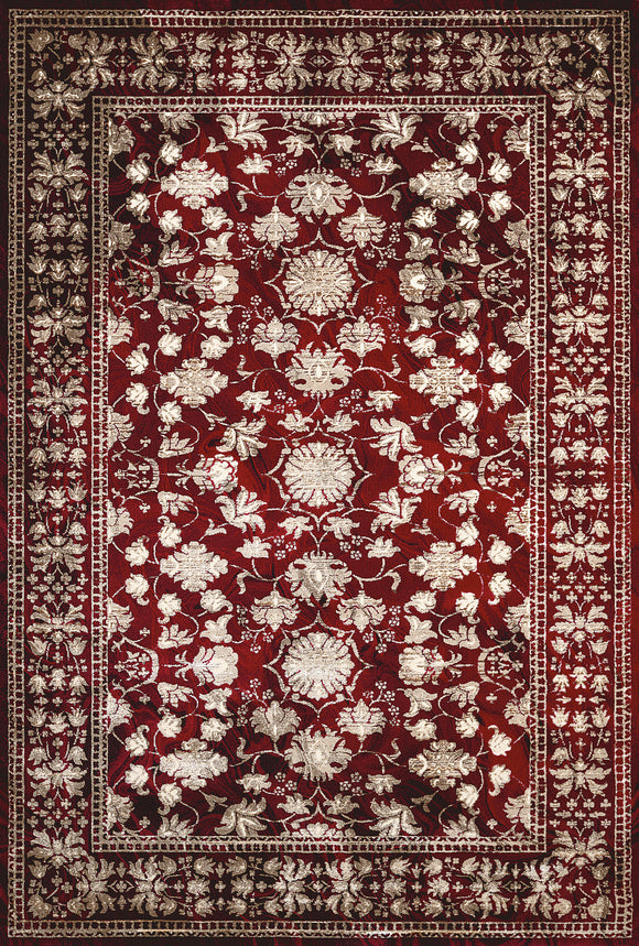 United Weavers - Mirage Rug Collection - AUSTRALIS GARNET (1810-20135)