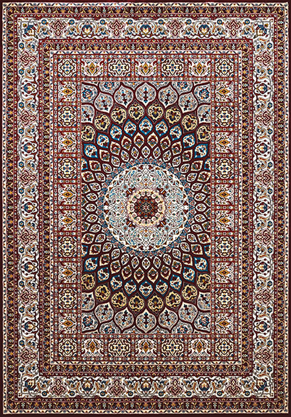 United Weavers - Antiquities Rug Collection -  JAIPUR RUBY (1900-01639)