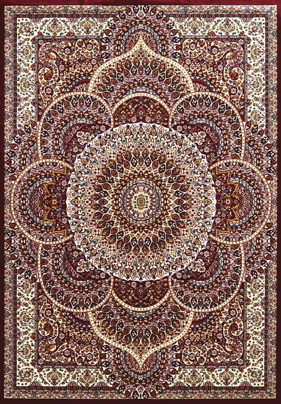 United Weavers - Antiquities Rug Collection -  SAROUK RUBY (1900-01239)