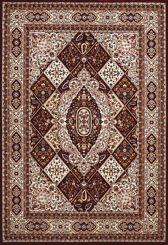 United Weavers - Antiquities Rug Collection -  KIRMAN JEWEL RUBY (1900-01739)