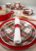 HP06 - Highland Plaid Oval Platter Lifestyle 1