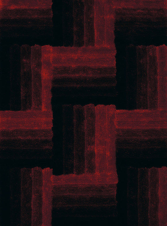 United Weavers - Finesse Rug Collection - FLAGSTONE RED (2100-20330)