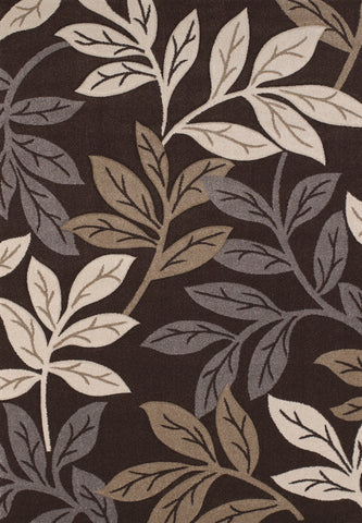 United Weavers - Townshend Rug Collection - FREESTYLE BROWN (401-00550)