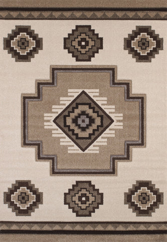 United Weavers - Townshend Rug Collection -MOUNTAIN CREAM (401-01290)