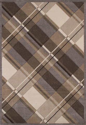 United Weavers - Townshend Rug Collection -JOURNEY GREY (401-01572)